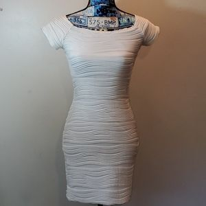 Like New Hot Gal bodycon dress